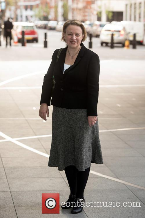 BBC Broadcasting House arrivals