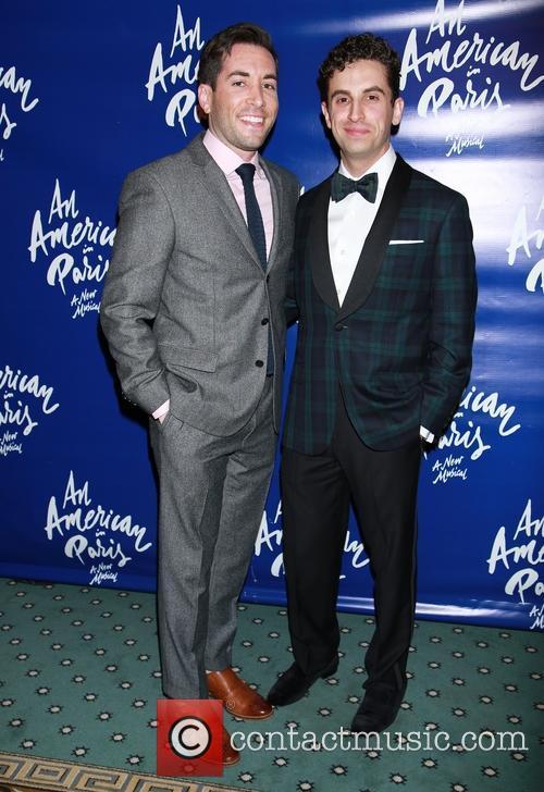 Zachary Prince and Brandon Uranowitz 1