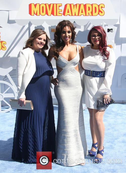 Catelynn Lowell, Farrah Abraham and Amber Portwood 2