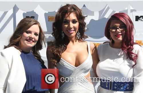Catelynn Lowell, Farrah Abraham and Amber Portwood 3