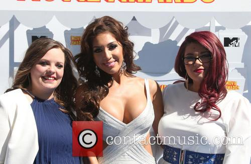 Catelynn Lowell, Farrah Abraham and Amber Portwood 4