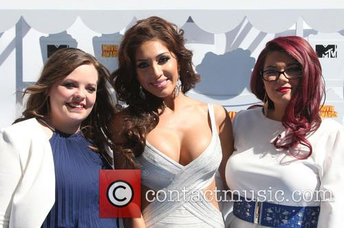 Catelynn Lowell, Farrah Abraham and Amber Portwood 1