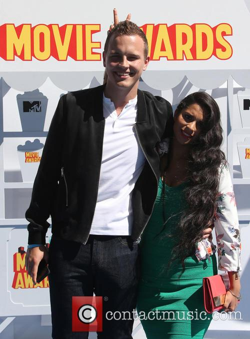 Lilly Singh and Jerome Jarre 1