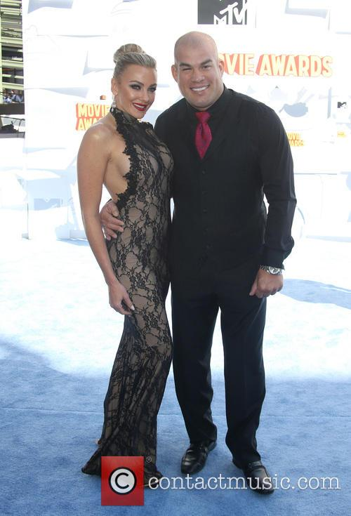 Tito Ortiz and Amber Nichole 3