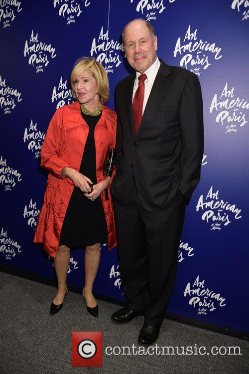 Jane Eisner and Michael Eisner