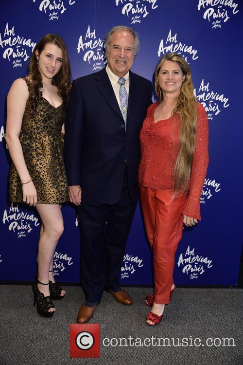 Leah Lane, Stewart Lane and And Bonnie Comley 1