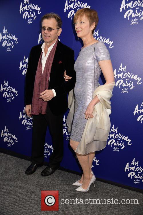 Mikhail Baryshnikov and Lisa Rinehart 2