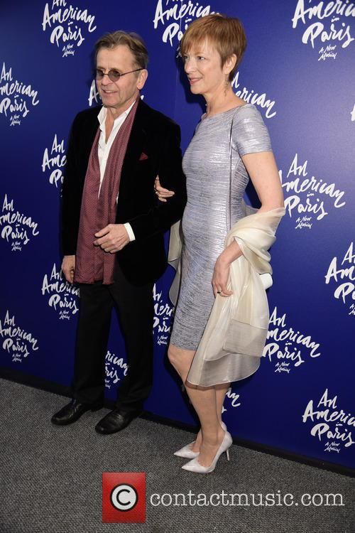 Opening night for 'An American in Paris'