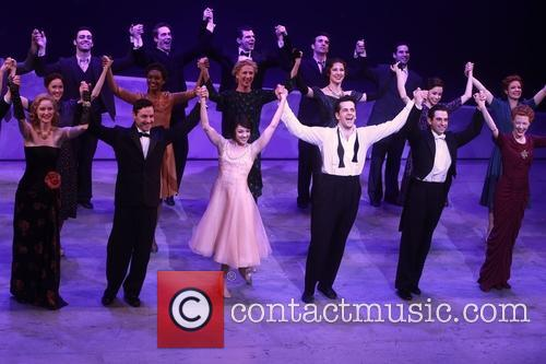 An American in Paris Opening Curtain Call
