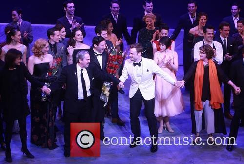 Natasha Katz, Jill Paice, Craig Lucas, Max Von Essen, Leanne Cope, Christopher Wheeldon and Robert Fairchild 2