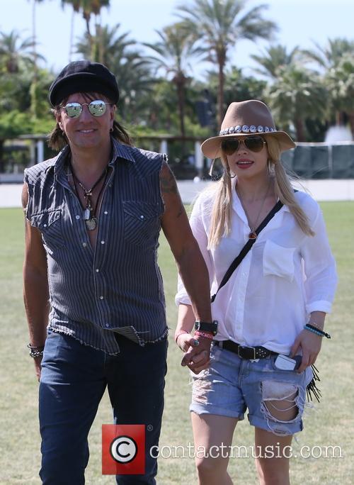 Richie Sambora and Orianthi 1