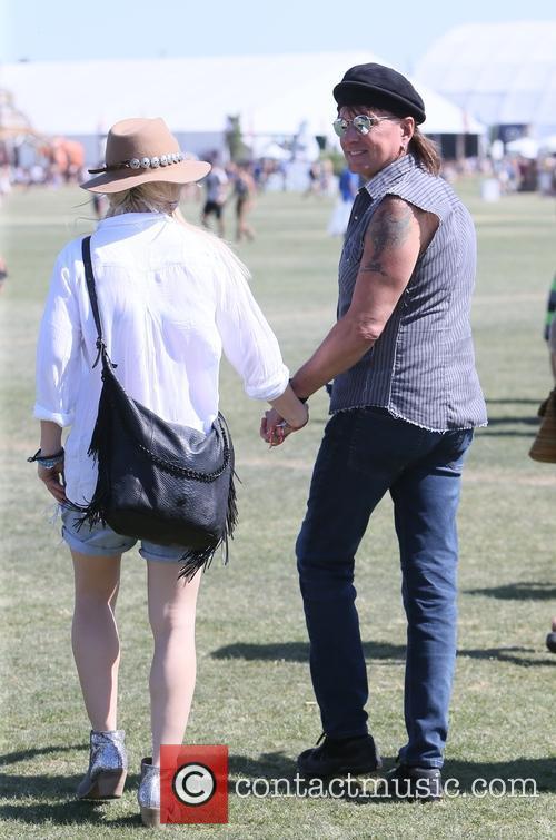 Richie Sambora and Orianthi 6