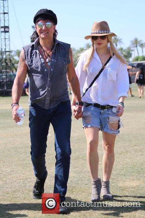 Richie Sambora and Orianthi Panagaris 2