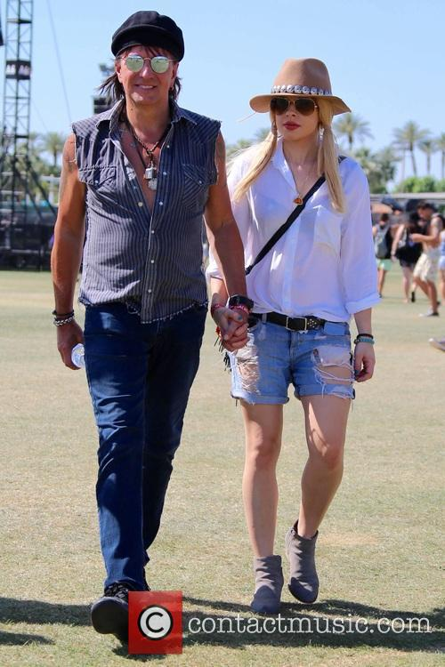Richie Sambora and Orianthi Panagaris 3
