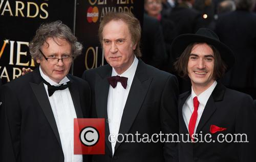Ray Davies and George Maguire 1