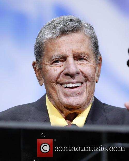 Jerry Lewis at the 2015 NAB Show