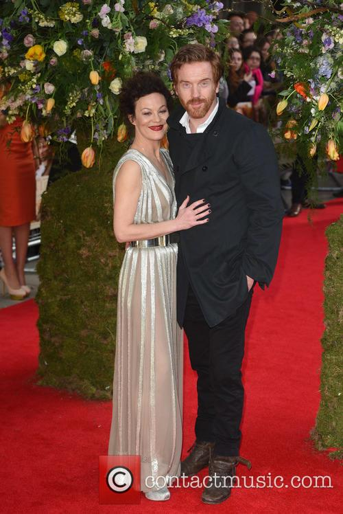 Helen Mccrory and Damian Lewis 7