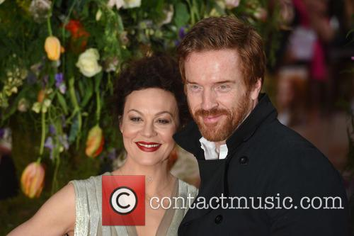 Helen Mccrory and Damian Lewis 8