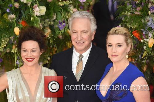 Kate Winslet, Alan Rickman and Helen Mccrory 11