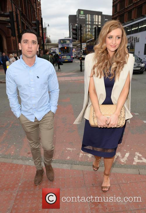 Catherine Tyldesley and Thomas Pitfield 2