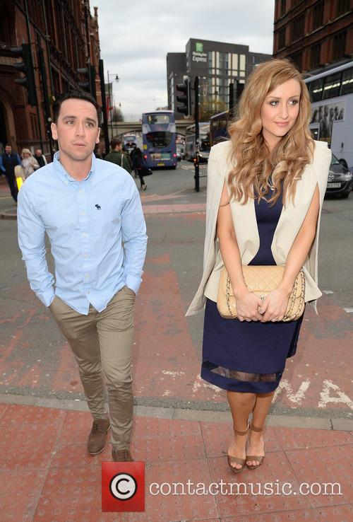 Catherine Tyldesley and Thomas Pitfield 3