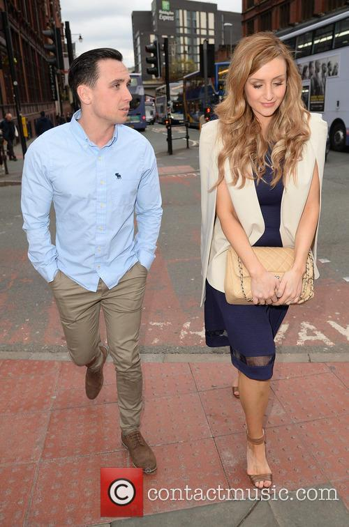 Catherine Tyldesley and Thomas Pitfield 4