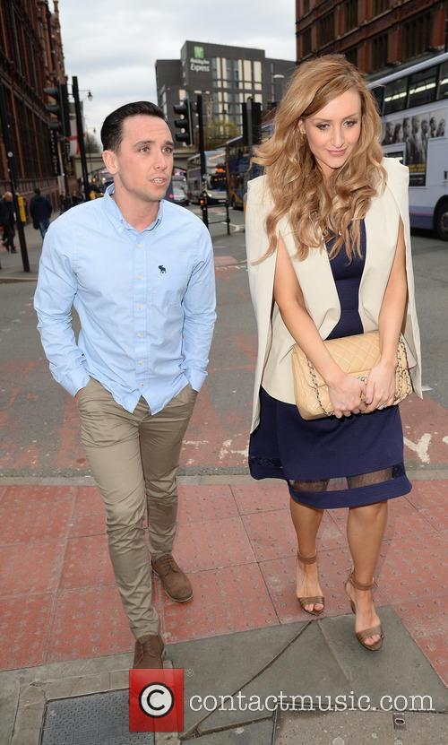 Catherine Tyldesley and Thomas Pitfield 5