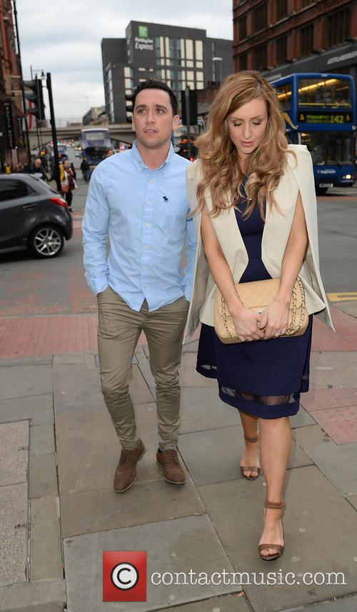 Catherine Tyldesley and Thomas Pitfield 6