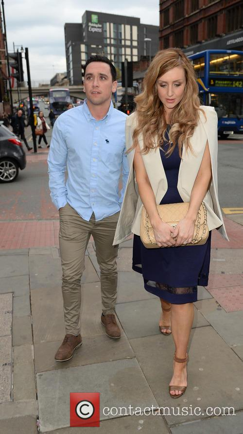 Catherine Tyldesley and Thomas Pitfield 7