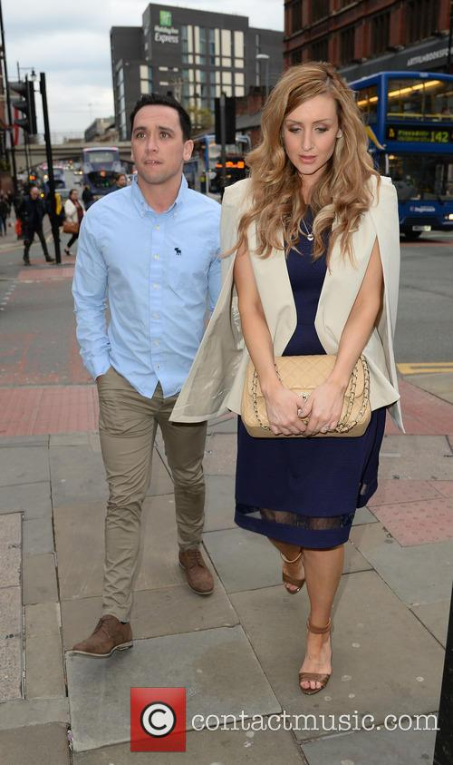 Catherine Tyldesley and Thomas Pitfield 8