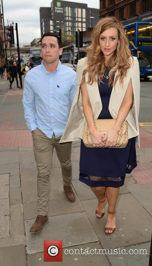 Catherine Tyldesley and Thomas Pitfield 9