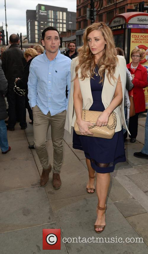 Catherine Tyldesley and Thomas Pitfield 10