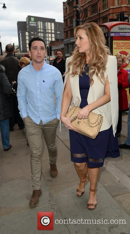 Catherine Tyldesley and Thomas Pitfield 11