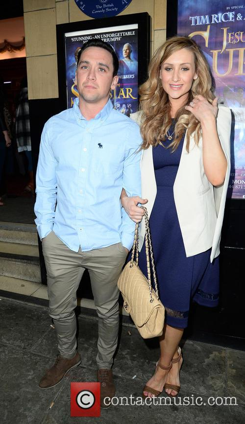 Catherine Tyldesley and Thomas Pitfield 1
