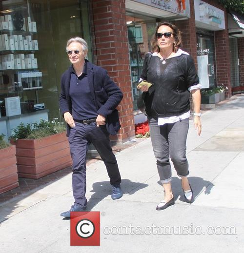 David Steinberg goes shopping