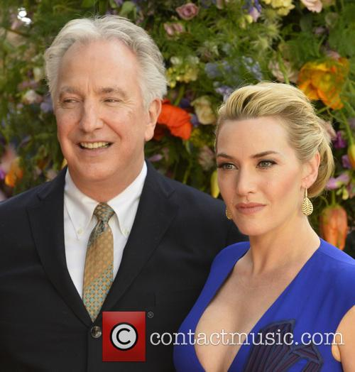 Kate Winslet Lightens Emotional Alan Rickman Tribute With Hilarious Story