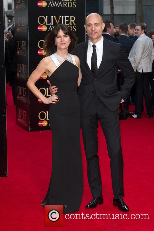 Liza Marshall and Mark Strong 9