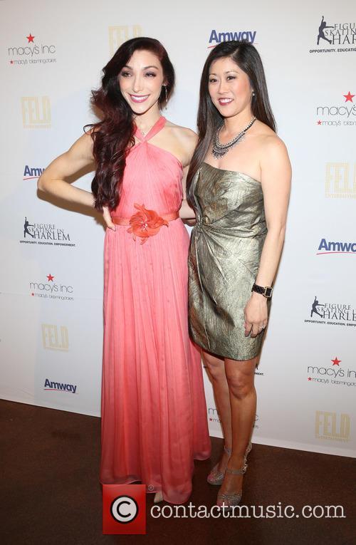 Meryl Davis and Kristi Yamaguchi 3