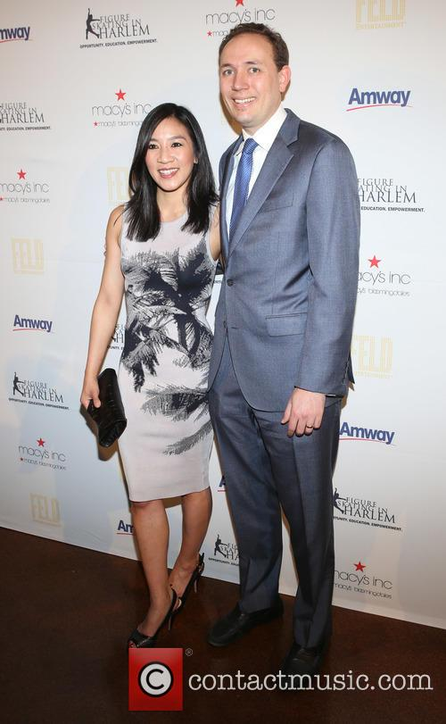 Michelle Kwan and Clay Pell 3