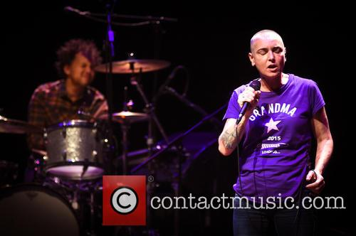 Sinead O'connor and Carl Papenfus 8