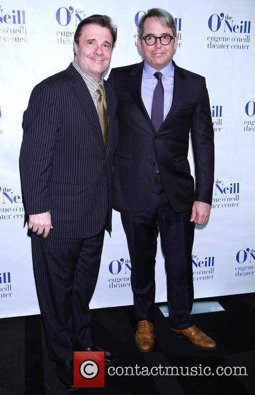 Nathan Lane and Matthew Broderick 1