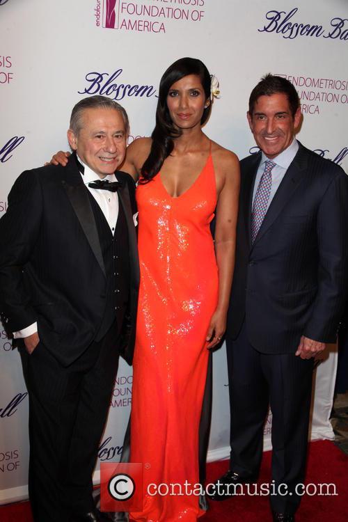 Tamer Seckin, Padma Lakshmi and Jeff Klein 3