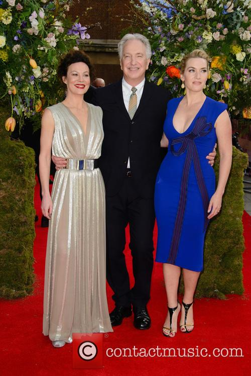 Helen Mccrory, Alan Rickman and Kate Winslet 9