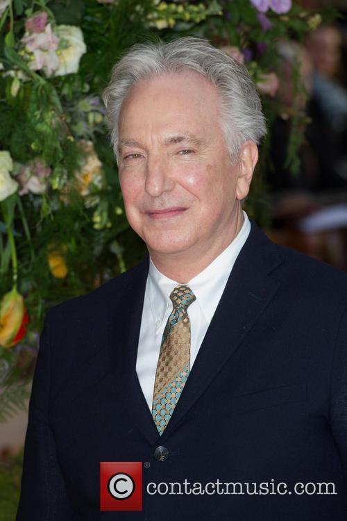 Alan Rickamn 1