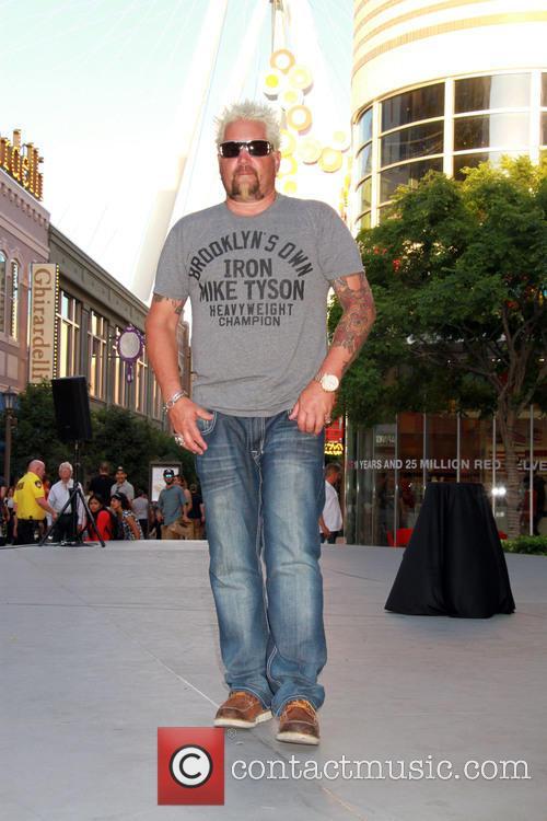 Guy Fieri at The Linq Las Vegas