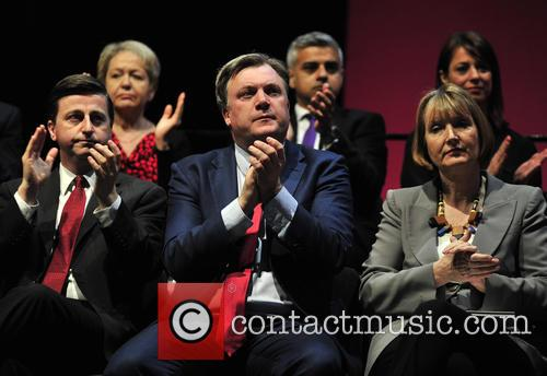 Andy Burnham, Ed Balls and Harriet Harman 2