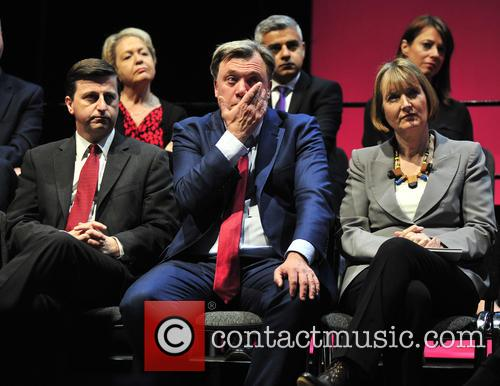 Andy Burnham, Ed Balls and Harriet Harman 1