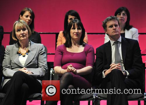 Harriet Harman, Rachel Reeves and Tristram Hunt 4
