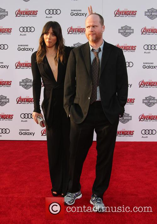 Chloe Bennet and Joss Whedon 5