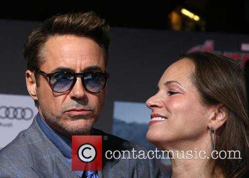 Robert Downey Jr. and Susan Downey 3